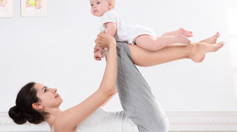 Cách giữ dáng sau sinh mẹ bỉm sữa nào cũng mê!