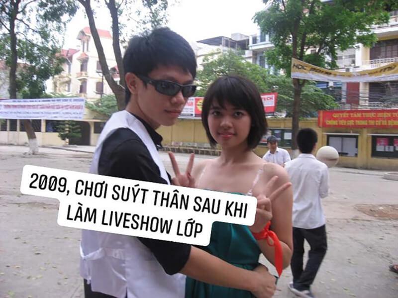 Chuyện tình yêu 10 năm đẹp như mơ của Top 5 HHHV Việt Nam 2017 Bùi Hằng cùng bạn trai thời cấp 3