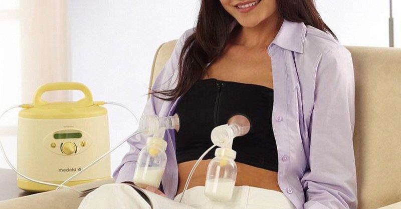Giúp mẹ bỉm khắc phục tình trạng căng tức sữa sau sinh