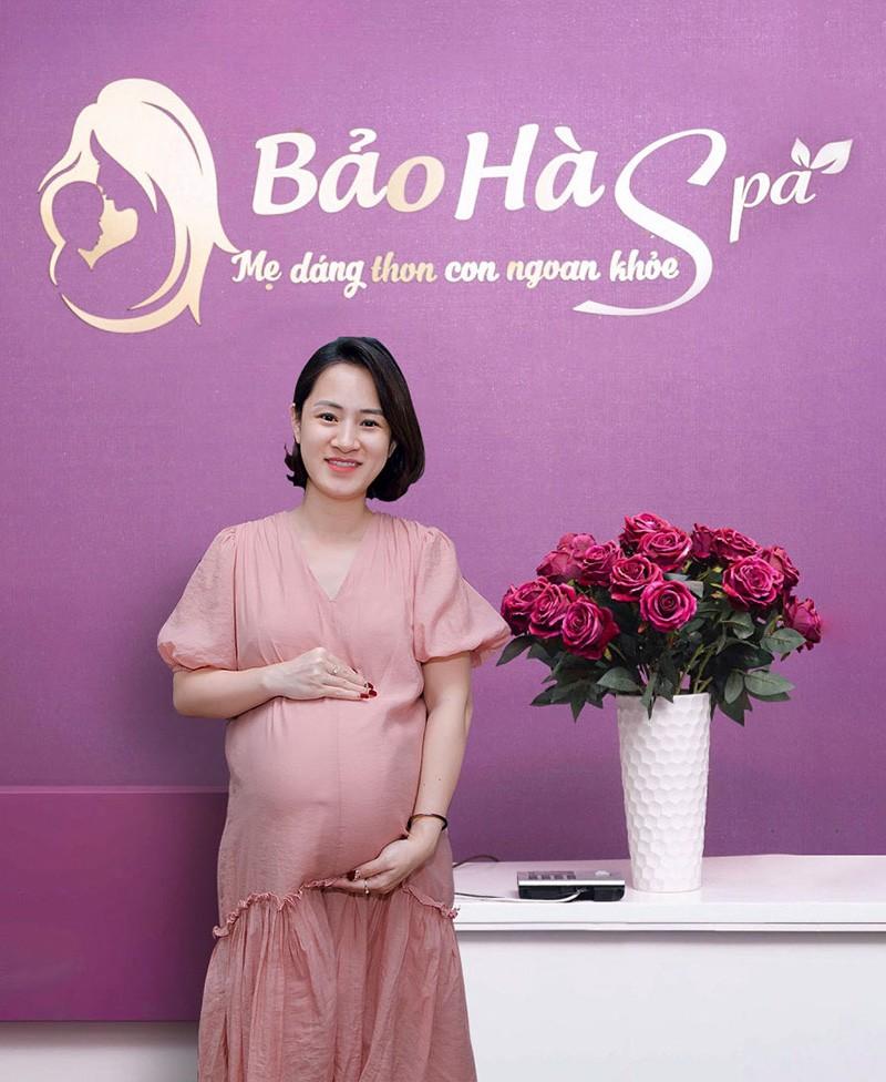 Hotmom 5 con Hà Thành chia sẻ bí quyết càng bầu bí càng được chồng yêu