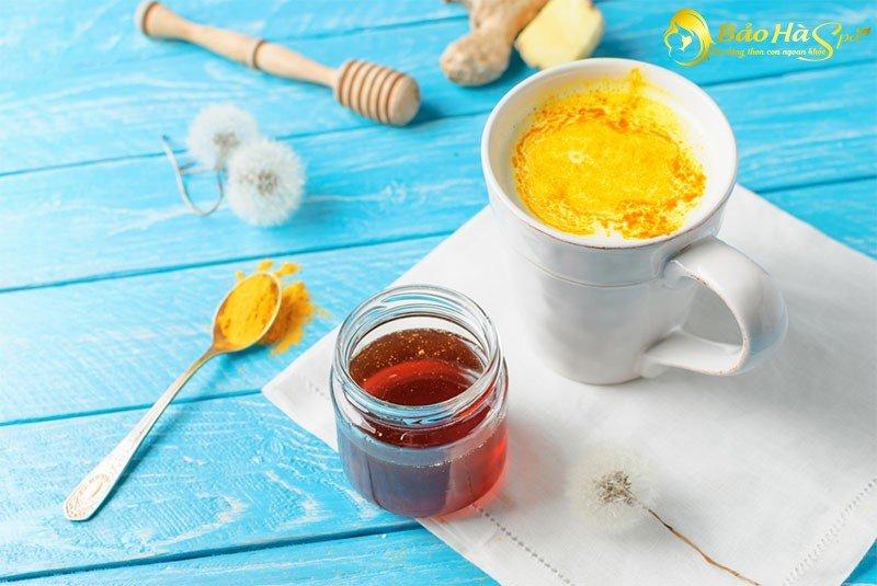 Tuyển tập bí kíp làm đẹp sau sinh với nghệ và mật ong mẹ nào cũng mê