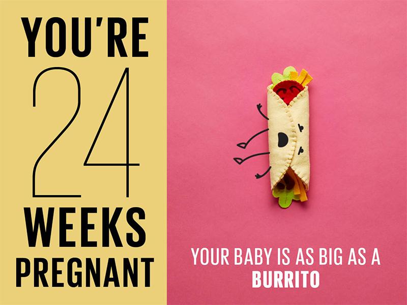 Mang thai tuần thứ 24 cần lưu ý những gì – Cẩm nang chăm sóc bầu