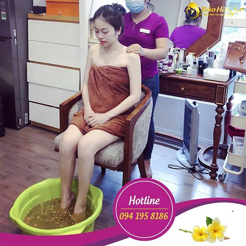 Đẹp tự tin rạng ngời với dịch vụ spa bầu, spa sau sinh di động tại nhà