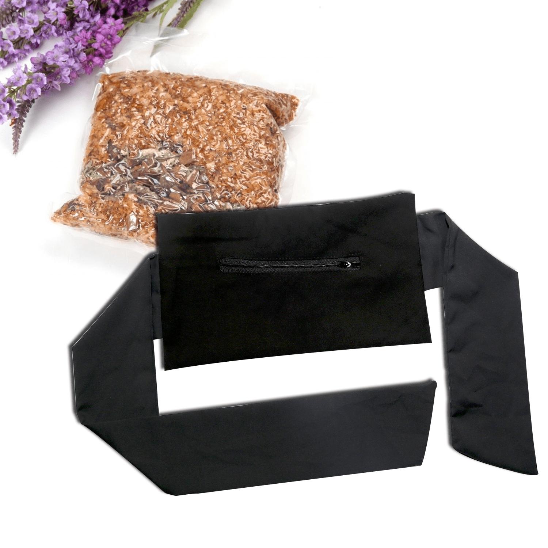 Túi vải đựng muối thảo dược chườm bụng